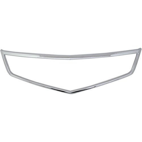 OE Replacement Acura TSX Grille Molding (Partslink Number AC1210108) ()