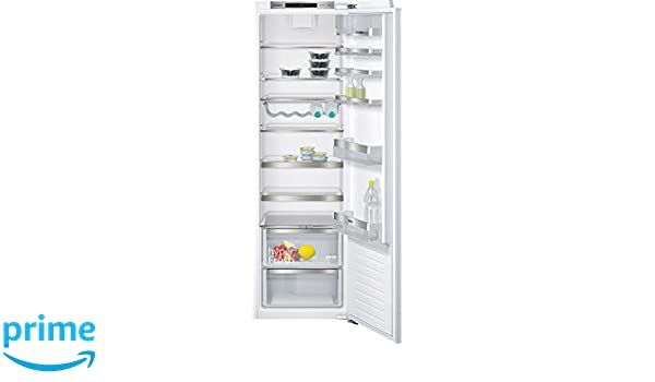 Siemens KI81RAD30 - Frigorífico (Incorporado, Color blanco ...
