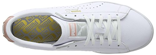 peach Star Adulto Puma Unisex Blanco NM White gold Puma Court Zapatillas Beige C5xAz