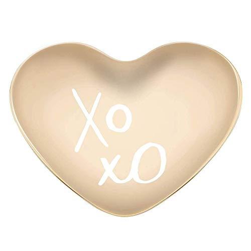 - Kate Spade New York All That Glistens XOXO Heart Dish