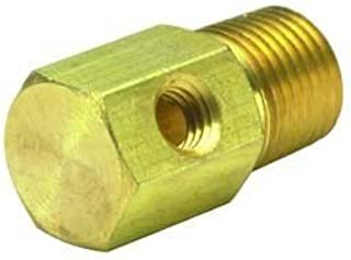 "product image for CLIPPARD 15090-3-PKG PACKGED, (Price/PK of 5) 1/8"" NPT to #10-32 ""X"" Fitting"