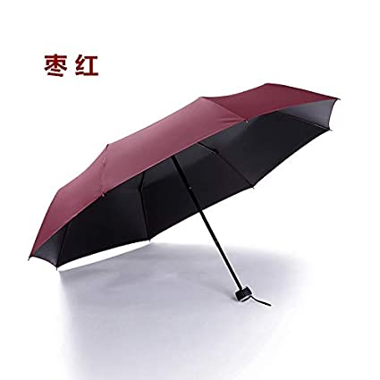 picture relating to Umbrella Printable called : SMSHNJH Wonderful Weatherproof Umbrella Black