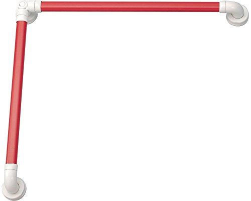 安寿 セーフティーバー L 型手すりセット ユニットバス用 L-600×700UB-N   B001GZHEIY