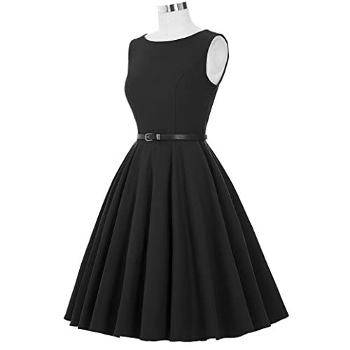 6d892d7d2360 Belle Poque Women 1950s Vintage Swing Dresses With Belt BP157 durable  service