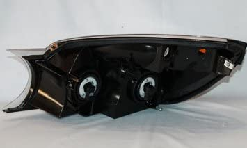 TYC 20-6543-90 Buick Rendezvous Passenger Side Headlight Assembly