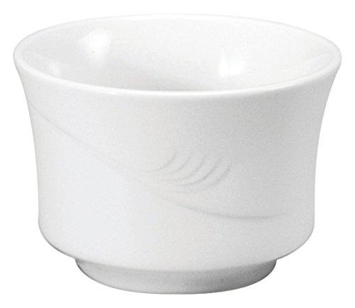 7.5 Ounce Bouillon - Oneida Foodservice F1040000700 Espree Bouillons, 7.5 oz, Cream White Porcelain, Set of 36