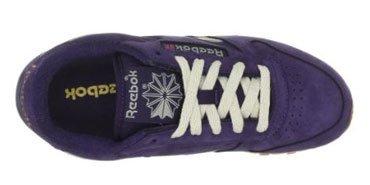 Reebok sneaker viola porpora