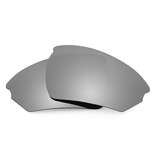 Verres de rechange pour Rudy Project Noyz — Plusieurs options Titanium MirrorShield® - Polarisés