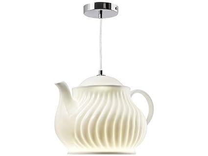 Die lustige Kaffeekannen Lampe für die Küche: Amazon.de: Beleuchtung