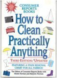 How to Clean Practically Anything, Monte Florman and Marjorie Florman, 089043753X