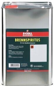 Brennspiritus 20L Kanister E-COLL