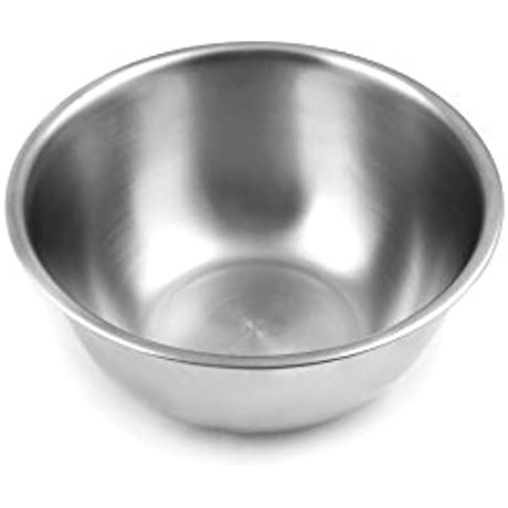 Fox Run Brands 2 75 Quart Stainless Steel Mixing Bowl