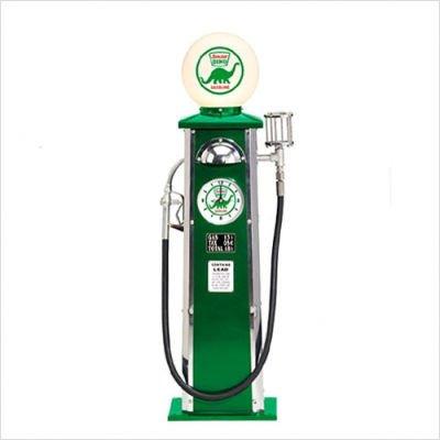 Morgan Cycle Sinclair Dino Gas Pump (Old Gas Pump compare prices)
