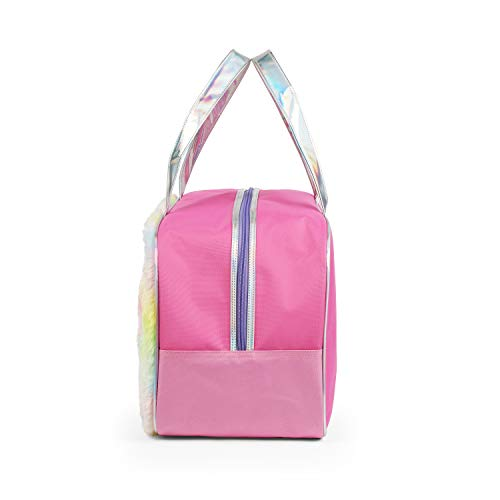 LOL Surprise Fur Rainbow Duffel Bag for Girls by FAB Starpoint (Image #1)