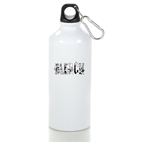 BLEACH Logo Cool Aluminum Sports Water Bottle - 400/500/600ML 500ml (Sigg Water Bottle Cleaner)