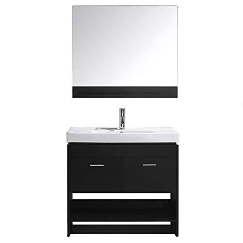 Virtu USA Gloria 36 inch Single Sink Bathroom