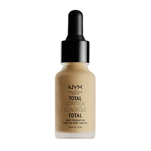 NYX Professional Makeup Total Control Drop Foundation, Classic Tan