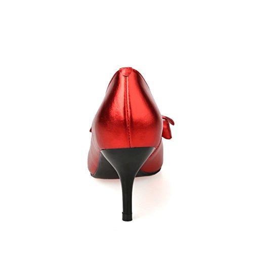 Red Mujer Adeesu Adeesusdc05180 Con Cuña Sandalias fwAnxXaqY0