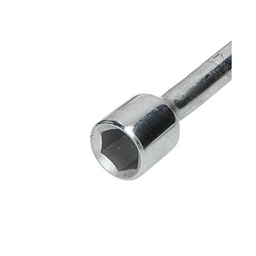 Llave de cruz para tornillos de rueda 17 - 19 - 22 mm. - 13/16