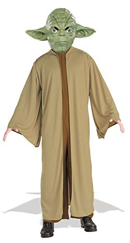 Star Wars Child's Yoda Costume, Large]()