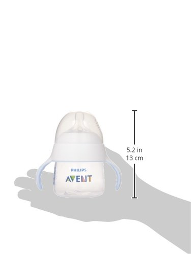 Philips Avent My Natural Trainer Cup, Clear, 5 Ounce, Stage...