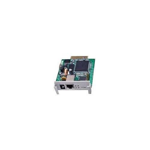 Okidata Oki 45268701 Print Server - x Network (RJ-45) - Fast Ethernet - Internal - 100 Mbps by Oki Data