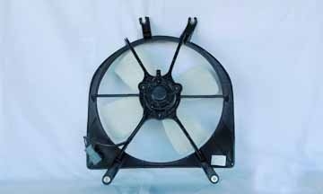 92-98 HONDA CIVIC (DENSO) RADIATOR Cooling Fan (Honda Civic Radiator Fan Assembly)