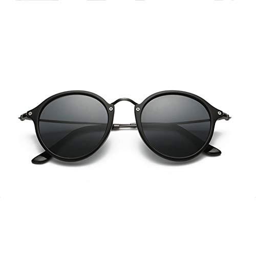 Aviador para Vogue conducción sol F Espejo de Nuevas de Redondo Hombres polarizadas UV Running Gafas 0qE4xnA