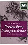 Nicolas Guillen's New Love Poems, Guillen, Nicholas, 080200427X
