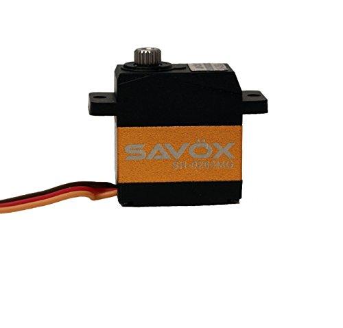 Servo Surface Digital (Savox 0.10/30 Micro Digital Servo)