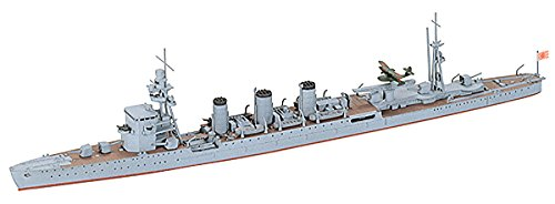 (Tamiya 31321 JAPANESE LIGHT CRUISER KINU ( Japanese Import ))