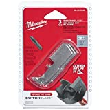 Milwaukee 2 in. Switchblade Replacement Blade (3-Pack)