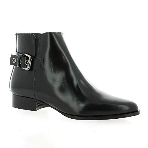 Glacé Pao Boots Boots Cuir Noir Cuir Pao Cuir Noir Pao Boots Glacé Glacé T8qxpwtP
