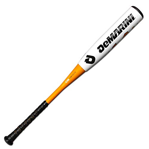 DeMarini Vexxum -3 Adult Baseball Bat with a 2 5/8-Inch Barrel BBCOR Approved (29.5-Ounce, 32.5-Inch)