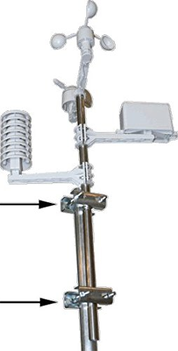 Ambient Weather P2P2 Mast to Mast Mounting (Weather Solutions)