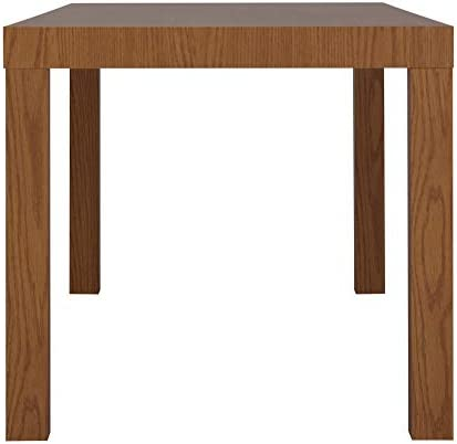 home, kitchen, furniture, living room furniture, tables,  coffee tables 7 image Dorel Home Products Parsons Modern Coffee Table, Natural promotion