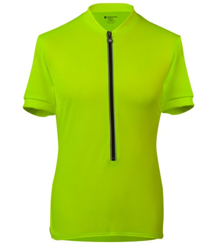 AERO|TECH|DESIGNS ATD High Visibility Short Sleeve Jersey - Safety Yellow X-Large