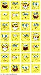 Nickelodeon SpongeBob SquarePants Faces Classic Stickers ()