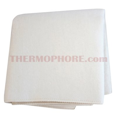 "Battle Creek Equipment Heating Pad Fleece Moist-Sureª Cover Only Large/14"" x 27"" - Model 161"