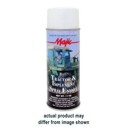 Majic Tractor and Implement Spray Enamel, 11 Oz. Gloss - Sunglasses Paint Spray