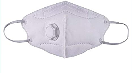 Low Valve Mask Rebreathing Buy Online White With Colour N95 At
