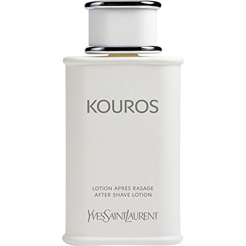 (KOUROS by Yves Saint Laurent AFTERSHAVE 3.3 OZ for MEN -(Package Of 2))