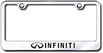 Infiniti  License Plate Frame Brand New!