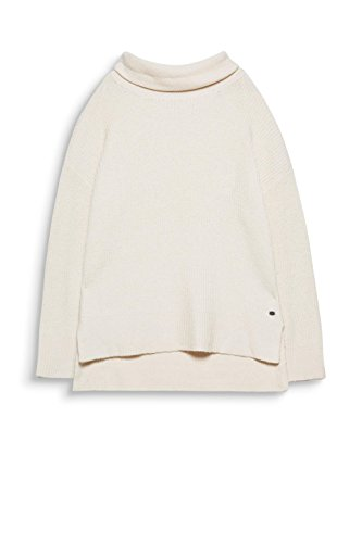 Pull by Femme 110 Blanc White edc Off Esprit p6xqwExZP