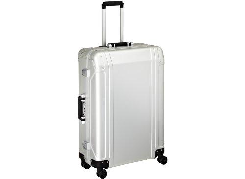 zero-halliburton-geo-aluminum-28-inch-4-wheel-spinner-travel-case-silver-one-size