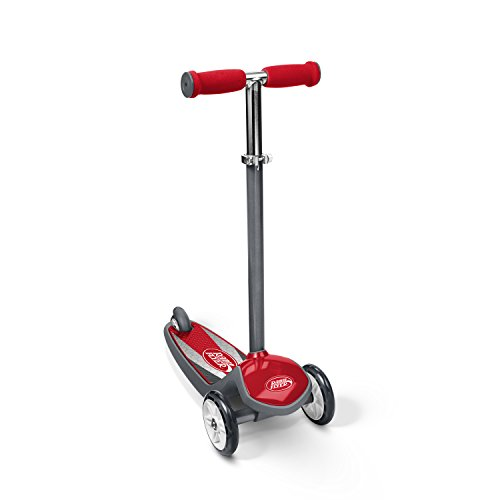 Radio Flyer 502A Color FX Ez Glider 3 Wheel Scooter, (Kids Three Wheeled Scooter)