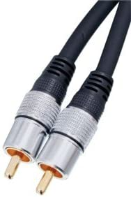 HQ HQSS3471/2.5 - Cable coaxial Digital, 2.50 m, Gris Oscuro