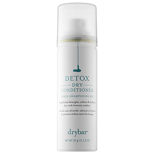 Drybar Detox Dry Conditioner Spray, 1.3 Ounce Travel Size (Best Dry Conditioner Spray)