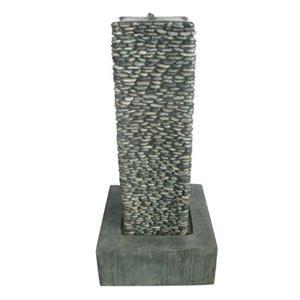 Kelkay Pebble Column Fountain