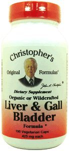 Liver and Gall Bladder Formula (replaces Barberry LG) - 100 - Capsule